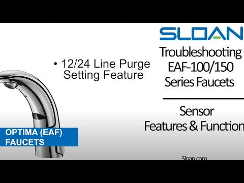 EAF 100 / 150 Line Purge Feature