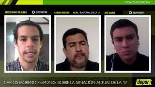 Entrevista a Carlos Moreno