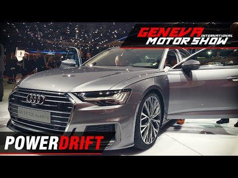 Audi A6 - Business class revisited : Geneva Motor Show 2018 : PowerDrift