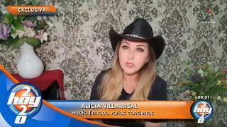 Alicia Villarreal aplaude la labor de las madres durante la contingencia por el coronavirus | Hoy
