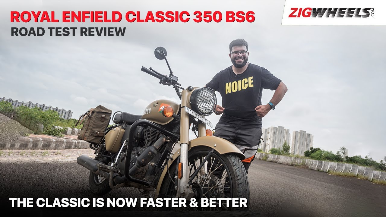 Royal Enfield Classic 350 BS6   The Classic Is Faster & Better