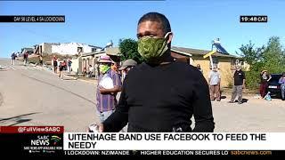 Uitenhage band raises funds through Facebook to feed the needy