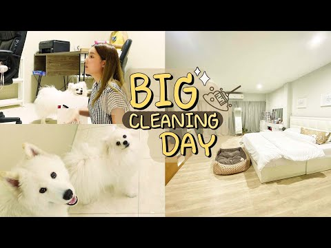 Vlog-Cleaning-Day-ทำความสะอาด-