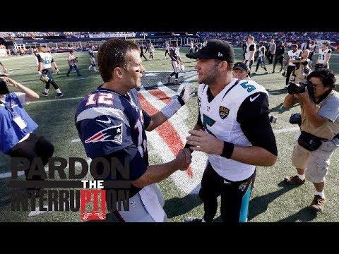 connectYoutube - Will the Patriots beat the Jaguars? | Pardon The Interruption | ESPN