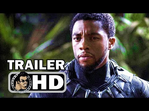 connectYoutube - BLACK PANTHER Official Trailer - Responsibility (2018) Marvel Superhero Movie HD
