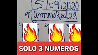 NUMEROS PARA HOY 15/09/2020 DE SEPTIEMBRE PARA TODAS LAS LOTERIAS