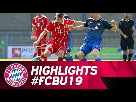 U19 gewinnt Topspiel in Hoffenheim!!