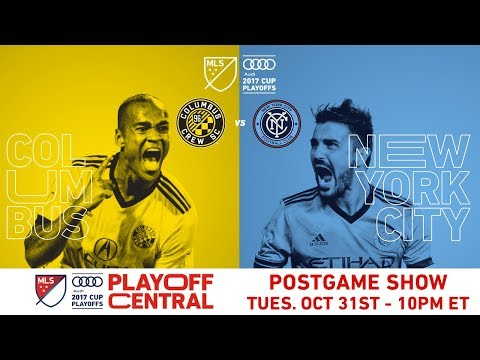 Playoff Central: Conference Semifinal Leg 1 Postgame | LIVE