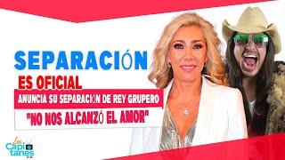 Cynthia Klitbo anuncia su separación de Rey Grupero