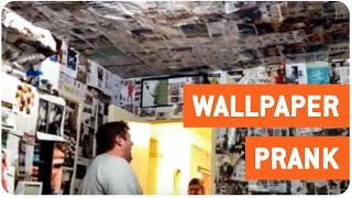 Wallpaper Prank Revenge | Prank Wars