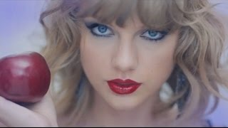 Taylor Swift – Blank Space Music Video Makeup Tutorial