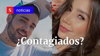 ¿Paola Jara y Jessi Uribe, contagiados de covid-19   Semana Tv