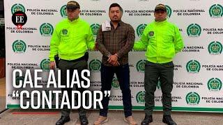 """Narcotráfico en Colombia: capturan a """"Contador"""", uno de los traficantes más buscados - El Espectador"""