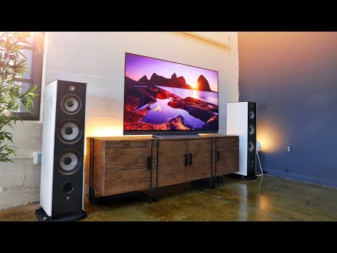 The INSANE $13,000 4K TV Setup!