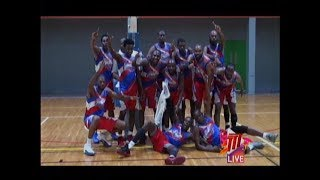 SPORT: Clippers Win National Basketball Championship