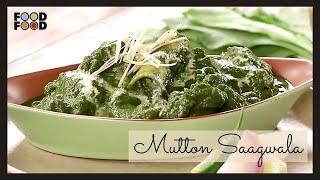 Mutton Saag Wala | मटन साग वाला | FoodFood - FOODFOODINDIA