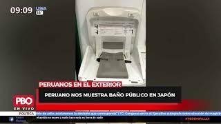 ¿VIZCARRA SEGUIRÁ CONSEJOS DE PERUANOS EN EL EXTRANJERO ??????