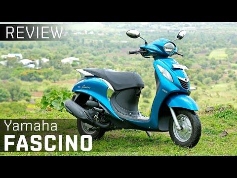 Yamaha Fascino :: Video Review :: ZigWheels