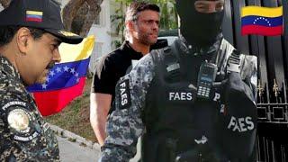 ????????Confidencial!!… Primeras palabras de López (Ultimas Noticias de Venezuela Hoy Sin Mentiras)