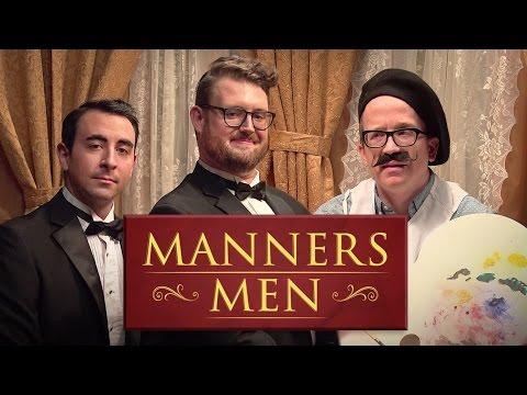 Chris Gethard | Manners Men | Ep. 2