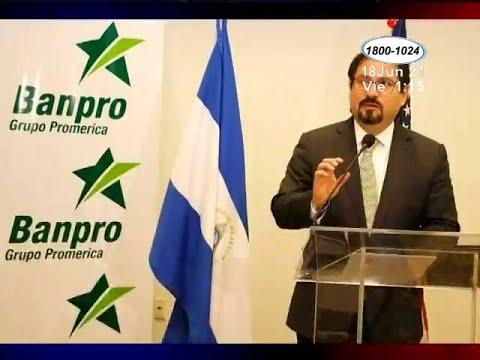 A 90 días se amplió la detención del presidente ejecutivo de Banpro