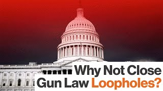 Senator Cory Booker on Gun Violence: It's Time to Close Legal Loopholes