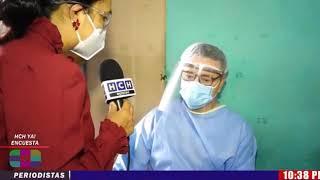 Preocupados en centro de salud del #BarrioElChile por falta de equipo médico