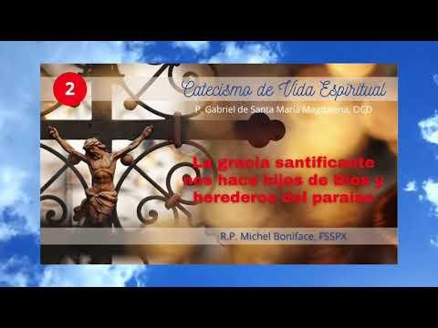 2 La gracia santificante nos hace hijos de Dios y herederos del Paraíso