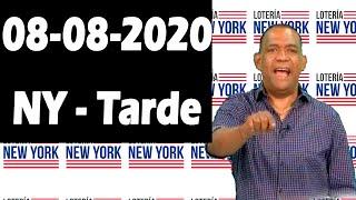 Resultados y Comentarios Nueva York Tarde (Loteria Americana) 08-08-2020 (CON JOSEPH TAVAREZ)