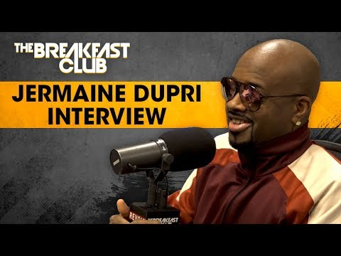 connectYoutube - Jermaine Dupri Opens Up About Janet Jackson, Bow Wow, Usher + More