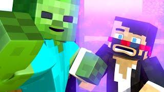HULK ZOMBIE SMASH (Minecraft Animation)