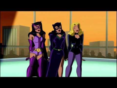 Video: Superherojės - Jų dainų užuominos apie superherojus dažnai gali juos ir įžeisti :)