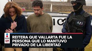 Víctima de Israel Vallarta pide a López Obrador tener empatía por el