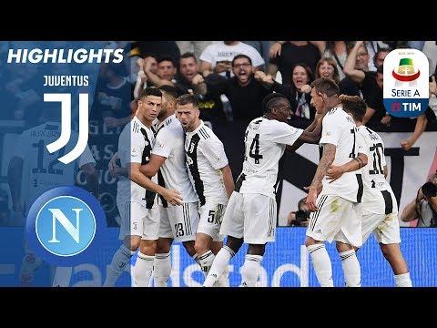 أهداف مباراة جوفنتوس 3-1 نابولي - البطولة الايطالية