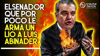 Moreno Arias Tenía Una Razón De Peso Para Liberar a Tibiche Pero Abinader No Quería Meterse en Eso!