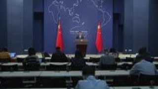 China opposes politicization of the virus pandemic