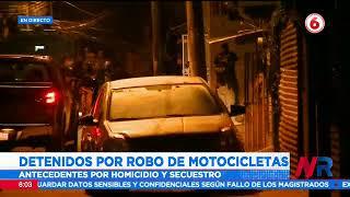 OIJ realiza allanamiento en Cañada Sur por robo de motocicletas