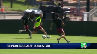 Republic FC hopes to bring normalcy with start of season
