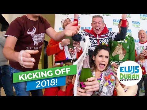 connectYoutube - Kicking Off 2018! | Elvis Duran Exclusive