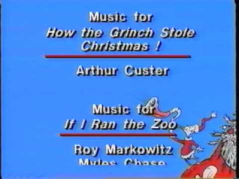 download youtube to mp3 closing to how the grinch stole christmasif i ran the zoo 1992 vhs - How The Grinch Stole Christmas Youtube