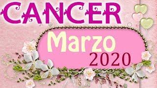 CÁNCER ?? Un Amor por Destino Mágico y Apasionado ???????????? TAROT HOROSCOPO Marzo 2020