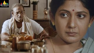 Lakshmis NTR Movie Scenes | Laxmi Parvathi Convincing NTR for Chandrababu | RGV Latest Movie Scenes - SRIBALAJIMOVIES