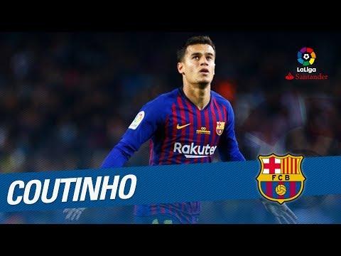 Coutinho Best Goals & Skills LaLiga Santander 2017/2018