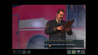 Nancy Drew: Alibi in Ashes (Part 1): A Fire at the Town Hall