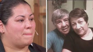 Erica repasó su dura historia en la que tuvo afrontar la enfermedad de su padre