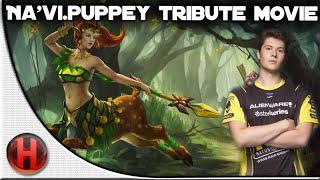 Dota 2 - Na'Vi.Puppey Tribute Movie
