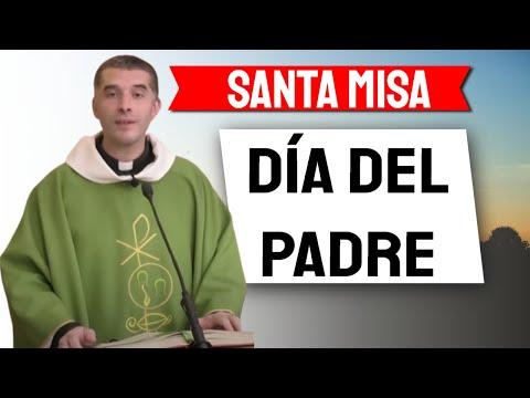 Santa Misa - Domingo 20 de Junio 2021 (Día del Padre)