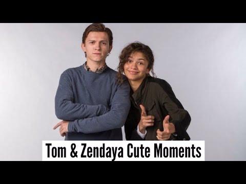 Tom Holland & Zendaya | Cute Moments (Part 2)