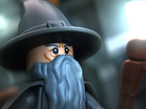 connectYoutube - LEGO: The Hobbit - EP4: Gandalf