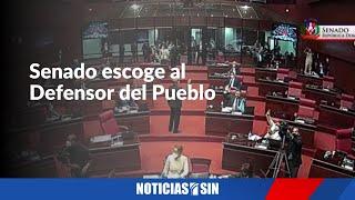 #ENVIVO Senado escoge nuevo Defensor del Pueblo
